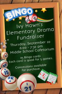Drama Bingo Fundraiser 09
